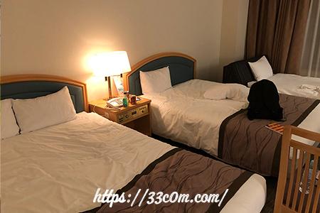 アジア旅行記_成田ホテル