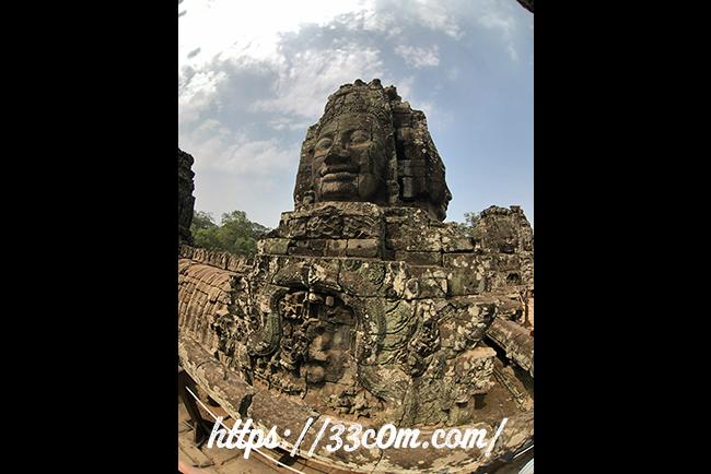 カンボジア旅行記_アンコールトム
