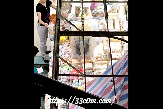 アジア旅行記_ハン市場4
