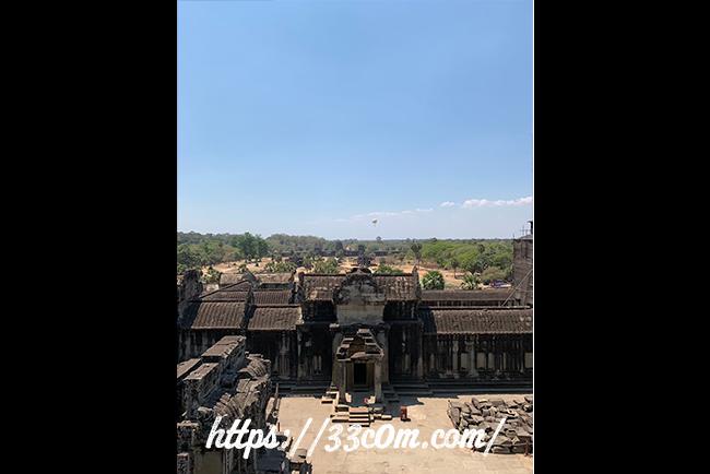 カンボジア旅行記_アンコールワット7