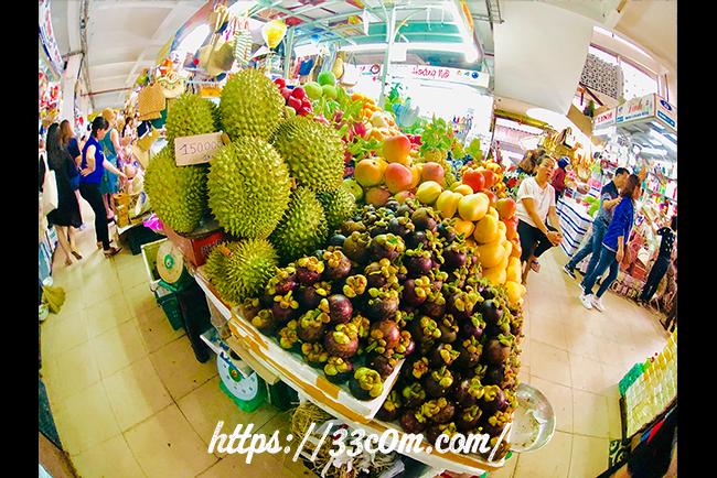 アジア旅行記_ハン市場3