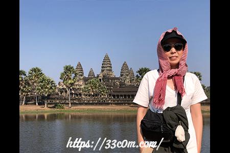 カンボジア旅行記_服装