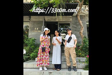 アジア旅行記_ベトナムのお姉さん