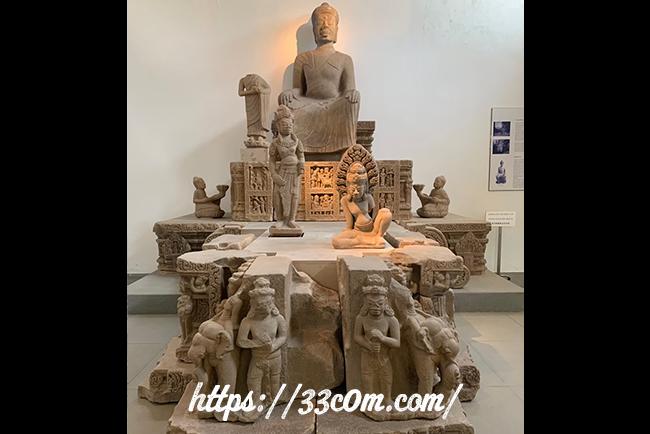 アジア旅行記_チャム彫刻博物館3