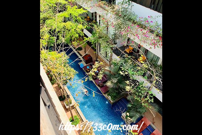 カンボジア旅行記_hotel
