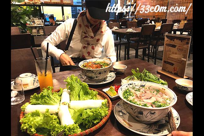 アジア旅行記_ベトナムの料理2
