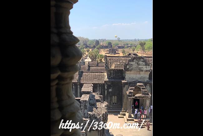 カンボジア旅行記_アンコールワット6