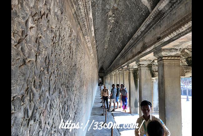 カンボジア旅行記_アンコールワット2