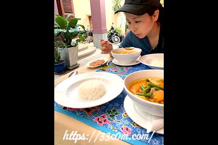 カンボジア旅行記_ごはん2