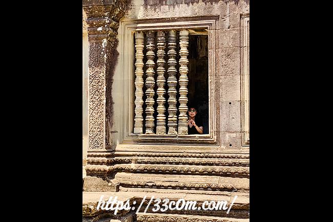 カンボジア旅行記_アンコールワット4