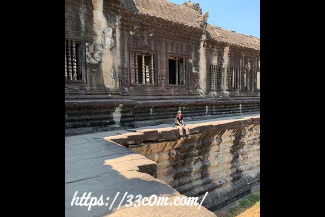 アジア旅行記_カンボジア
