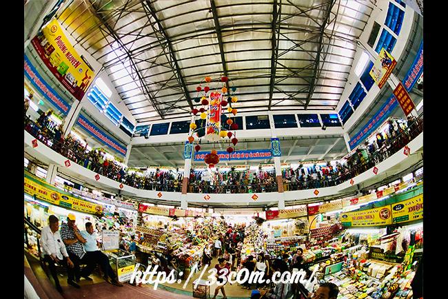 アジア旅行記_ハン市場2