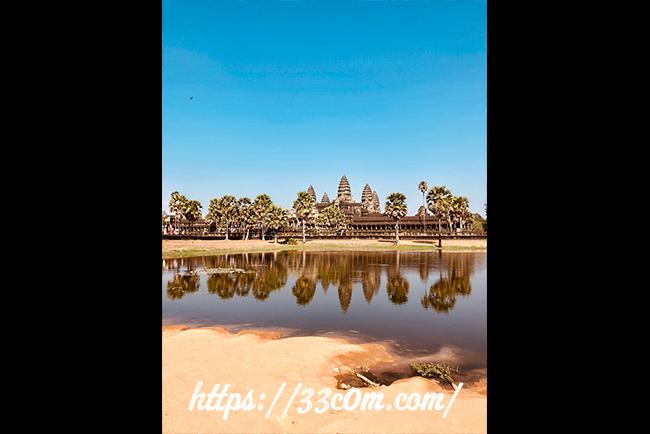 カンボジア旅行記_アンコールワット