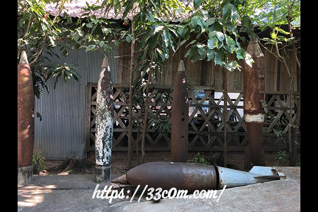 カンボジア旅行記_地雷博物館4