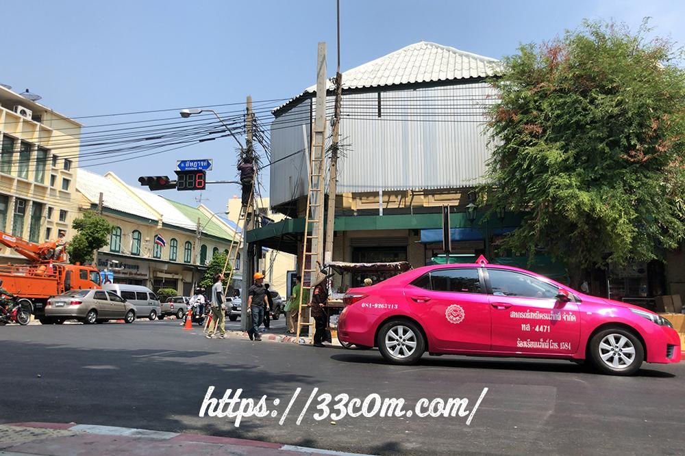 タイ旅行記_1