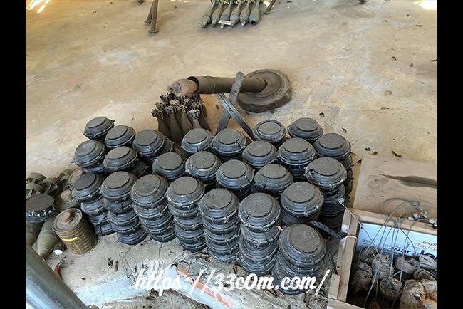 カンボジア旅行記_地雷博物館3